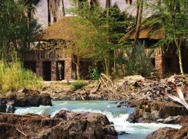 Epupa Falls Lodge, Epupa