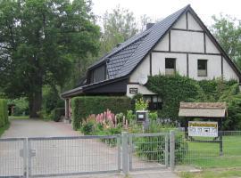 Ferienwohnung Grams, Lassan (Buggenhagen yakınında)