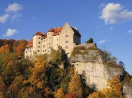 Burg Rabenstein, Kirchahorn (Waischenfeld yakınında)