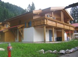 Ferienhaus Sachrang, Sachrang (Aschach yakınında)