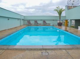 Riviera Palace Hotel, Sete Lagoas (Fortuna yakınında)
