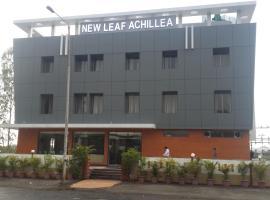 New Leaf Achillea, Chakan