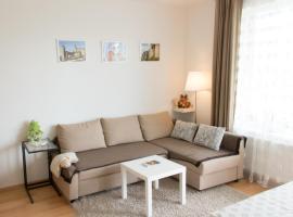 Apartment Sweet Home Zlicin, Prag (Chýně yakınında)
