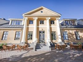 Skrunda Manor, Скрунда (рядом с регионом Saldus Municipality)