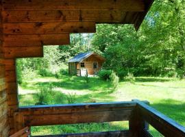 Haaviku Nature Lodge, Sagadi (Vihula yakınında)