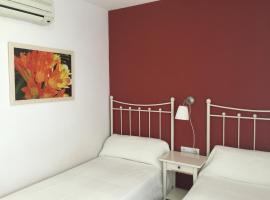 Hostal Monteluna, Rociana