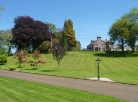 Fludha Guest House, Kirkcudbright (рядом с городом Tongland)