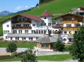 Berghotel Almrausch, Berwang