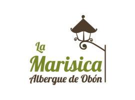 """Albergue """"la Marisica"""" de Obón, Obón"""