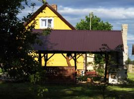 Domik v Belovezhskoy Pusche, Zanaviny (Stolpoviski yakınında)