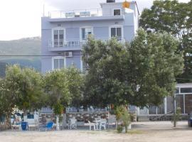 Hotel Prinos, Skala Prinou