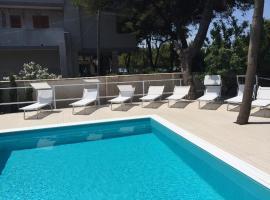 La Villa Della Meda, Taranto (Praia a Mare yakınında)