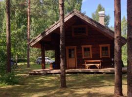 Aadama Holiday Home, Reiu (Tahkuranna yakınında)