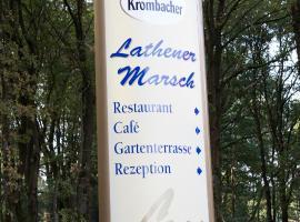 Hotel Restaurant Lathener Marsch, Lathen