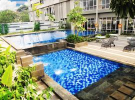 Simply Valore Hotel, Cimahi (рядом с городом Padalarang)