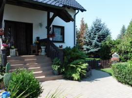 Ferienwohnung Thieme, Klinga (Brandis yakınında)