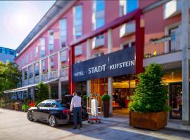 Hotel Stadt Kufstein