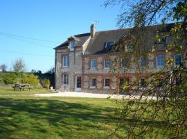 A L'Oree Du Lin, Mentheville (рядом с городом Bretteville-du-Grand Caux)