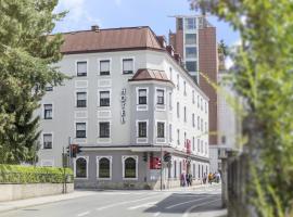 Hotel Der Salzburger Hof, Zalcburgas