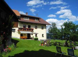 Huberbauer, Kötschach (Sankt Jakob im Lesachtal yakınında)