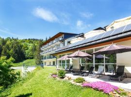 Belchenhotel Jägerstüble, Aitern (Neuenweg yakınında)