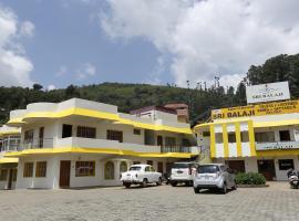 Hotel Sri Balaji, Udagamandalam
