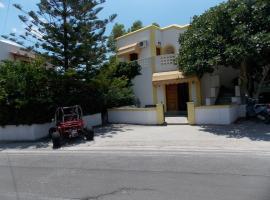 Sissy hotel, Aegina Town
