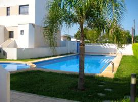 Apartamentos H3 Belman Playa, Дениа (рядом с городом Les Deveses)