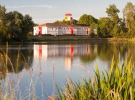 P'tit Dej-Hotel Bordeaux Lac