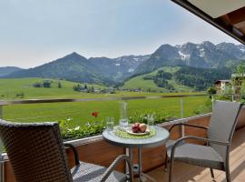 Hotel Garni Tirol, Walchsee (Durchholzen yakınında)