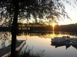 Ferienwohnung Casa Di Lago