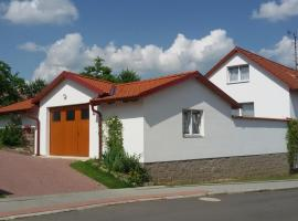 Ubytování Musilovi, Žirovnice (Vlasenice yakınında)
