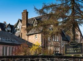 Loch Fyne Hotel & Spa, 인버러레이