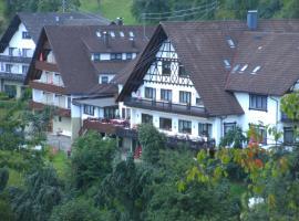 Berggasthaus Wandersruh, Lautenbach (Lierbach yakınında)