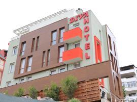 Diva Hotel, Yukarı Cuma (Kocherinovo yakınında)