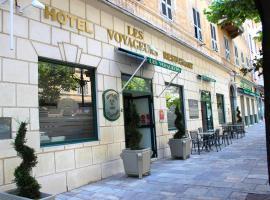 Qualys-Hotel Bastia Les Voyageurs, Bastia