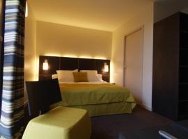 Hotel The Originals Montbrison Marytel (ex Inter-Hotel)