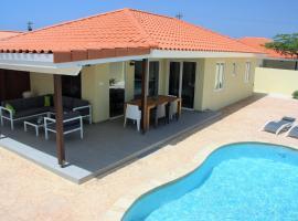 Mi Gusto Villa, Oranjestad (Paradera yakınında)