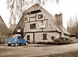 Gastenlogies Blauwe Schaap, Ranst (Near Oelegem)