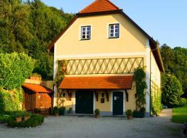 Ferien am Schloss Wald, Wald (Wilhelmsburg yakınında)