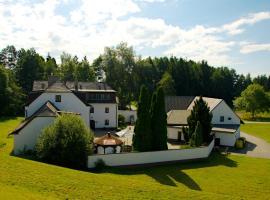 Hotel Tálský mlýn, Žďár nad Sázavou