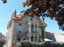 Chambres d'Hôtes L'Insulaire, Сен-Дени-д'Олерон (рядом с городом La Bétaudière)