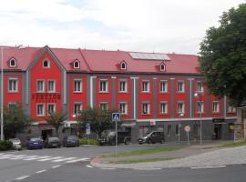 Penzion - Záložna, Mladá Vožice (Zhoř u Mladé Vožice yakınında)
