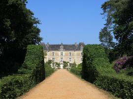 Château De Chambiers, Durtal (Near Fougeré)