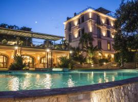 Villa Clodia Relais, Manziana