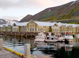 Siglo Hotel, Siglufjörður