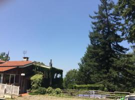 Agriturismo Fattoria Sequoia, Castagneto Po (San Raffaele Cimena yakınında)