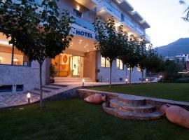 Saronis Hotel, Methana