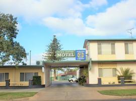 Town Centre Motel, Leeton (Gogeldrie yakınında)