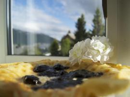 Bed & waffles, Tromsø